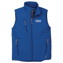 Load image into Gallery viewer, MEN'S STORM CREEK ECO-INSULATED QUILTED VEST- Sans Serif