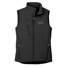 Load image into Gallery viewer, WOMEN'S STORM CREEK ECO-INSULATED QUILTED VEST- Sans Serif