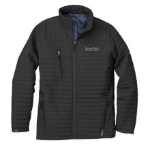 Load image into Gallery viewer, MEN'S STORM CREEK ECO-INSULATED QUILTED JACKET- Academic