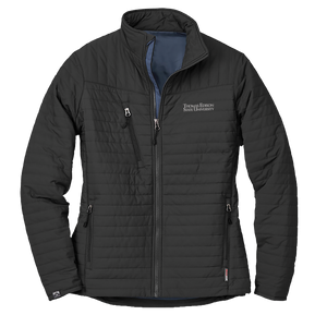 WOMEN'S STORM CREEK ECO-INSULATED QUILTED JACKET- Academic