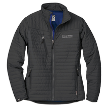 Load image into Gallery viewer, WOMEN'S STORM CREEK ECO-INSULATED QUILTED JACKET- Academic