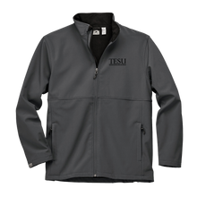 Load image into Gallery viewer, MEN'S STORM CREEK HIGH-STRETCH FLEECE-LINED SOFTSHELL JACKET- Serif