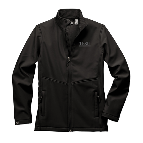 WOMEN'S STORM CREEK HIGH-STRETCH FLEECE-LINED SOFTSHELL JACKET- Serif