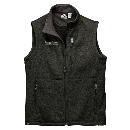 MEN'S SWEATERFLEECE VEST- Academic