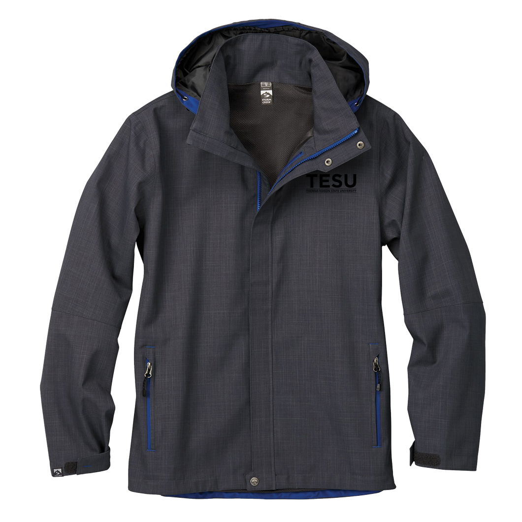 MEN'S STORM CREEKEXECUTIVE ALL-SEASON JACKET- Sans Serif