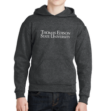 Load image into Gallery viewer, JERZEES - Youth NuBlend Pullover Hooded Sweatshirt -Academic