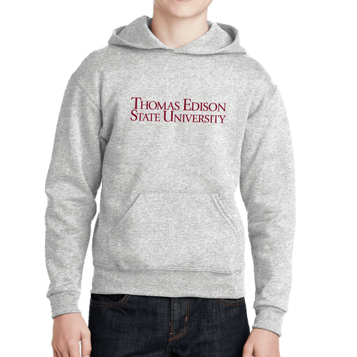 JERZEES - Youth NuBlend Pullover Hooded Sweatshirt -Academic