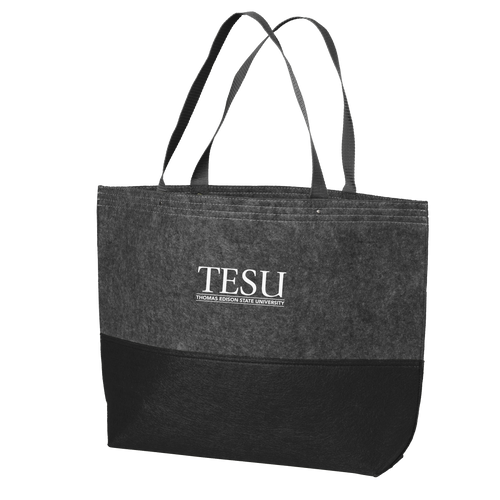 Port Authority Large Felt Tote - Serif