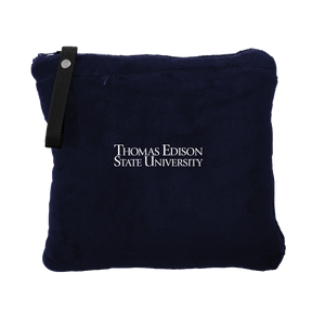 Packable Travel Blanket-Academic