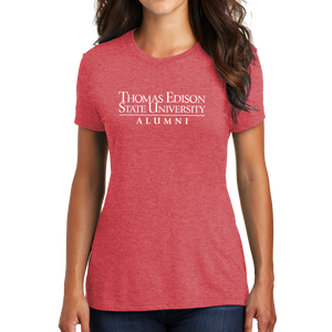 District Women's Perfect Tri Tee- Alumni