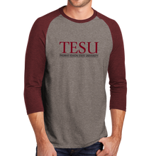 Load image into Gallery viewer, District Perfect Tri 3/4-Sleeve Raglan - Serif