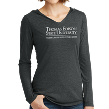 Load image into Gallery viewer, District Women's Perfect Tri Long Sleeve Hoodie - John S. Watson Academic