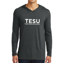 Load image into Gallery viewer, District Perfect Tri Long Sleeve Hoodie - Sans Serif