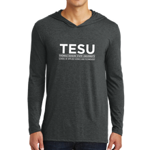 Load image into Gallery viewer, District Perfect Tri Long Sleeve Hoodie - Science and Technology Sans