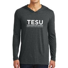 Load image into Gallery viewer, District Perfect Tri Long Sleeve Hoodie - Heavin School Sans