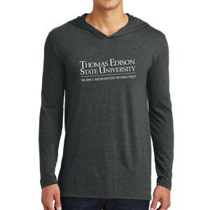 District Perfect Tri Long Sleeve Hoodie - John S. Watson Academic- TESU Clearance