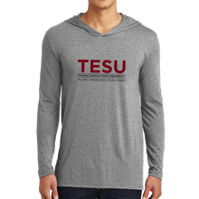 Load image into Gallery viewer, District Perfect Tri Long Sleeve Hoodie - John S. Watson  Sans