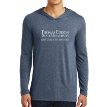Load image into Gallery viewer, District Perfect Tri Long Sleeve Hoodie - Heavin School Academic