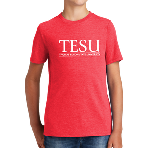 District Youth Perfect Tri Tee - Serif