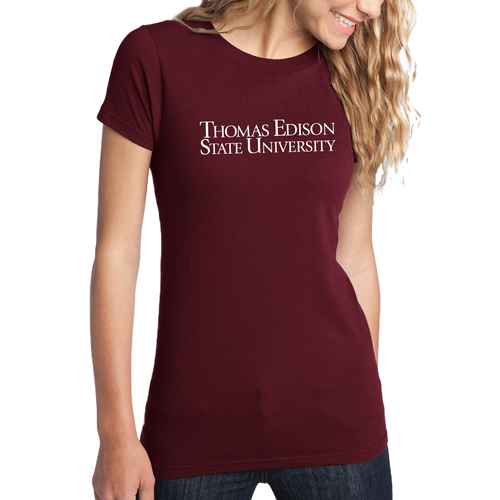 Port & Company Ladies Fan Favorite Tee- Academic