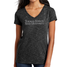 Load image into Gallery viewer, District  Women's Medal V-Neck Tee