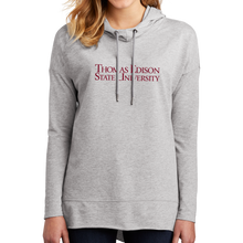 Load image into Gallery viewer, District Women's Featherweight French Terry Hoodie- Academic