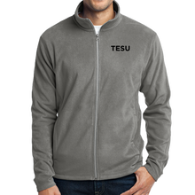 Load image into Gallery viewer, Port Authority Microfleece Jacket- TESU Sans