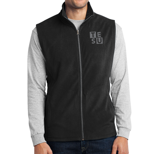 Port Authority Microfleece Vest- Block