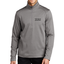Load image into Gallery viewer, Port Authority Diamond Heather Fleece 1/4-Zip Pullover- Serif