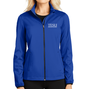 Ladies Active Soft Shell Jacket - Serif