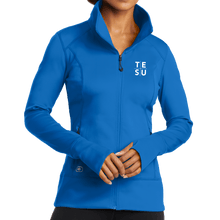 Load image into Gallery viewer, OGIO ENDURANCE Ladies Fulcrum Full-Zip- Grid