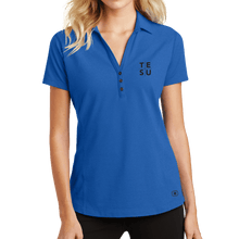 Load image into Gallery viewer, OGIO Ladies Onyx Polo - Grid