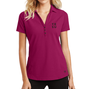 OGIO Ladies Onyx Polo - Grid