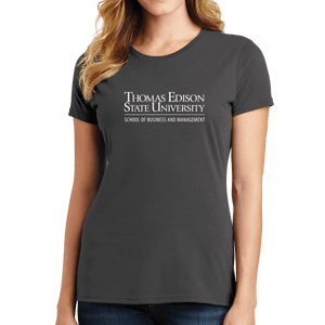 Port & Company Ladies Fan Favorite Tee- Business and Management Academic