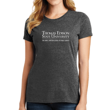 Load image into Gallery viewer, Port & Company Ladies Fan Favorite Tee- John S. Watson Academic