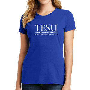 Port & Company Ladies Fan Favorite Tee- Heavin School