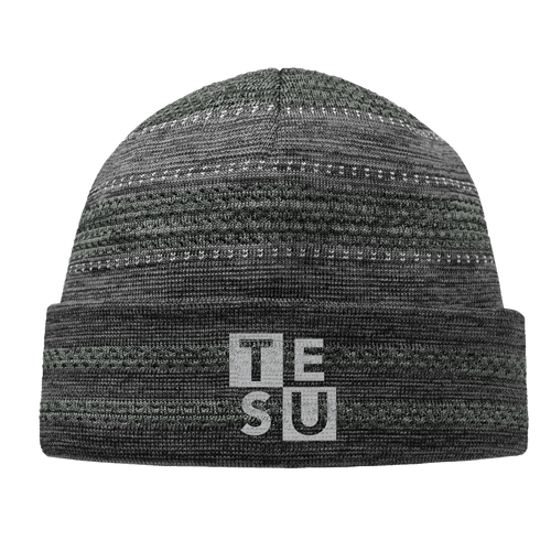 New Era On-Field Knit Beanie - Block - TESU Clearance