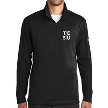 Load image into Gallery viewer, The North Face Tech 1/4-Zip Fleece- Grid
