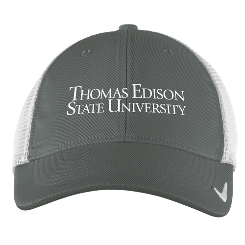 Nike Dri-FIT Mesh Back Cap - Academic