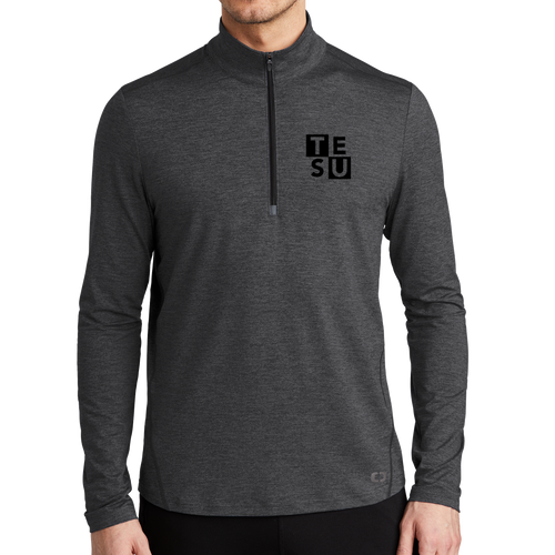 OGIO ENDURANCE Force 1/4-Zip- Block
