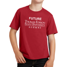 Load image into Gallery viewer, Port & Company Youth Fan Favorite Tee - Future Alumni