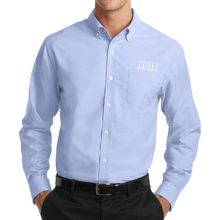 Load image into Gallery viewer, SuperPro Oxford Shirt- Serif
