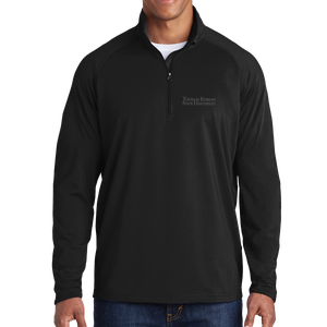 Sport-Wick Stretch 1/2-Zip Pullover- Academic - Close Out
