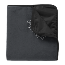 Load image into Gallery viewer, Fleece & Poly Travel Blanket-Alumni