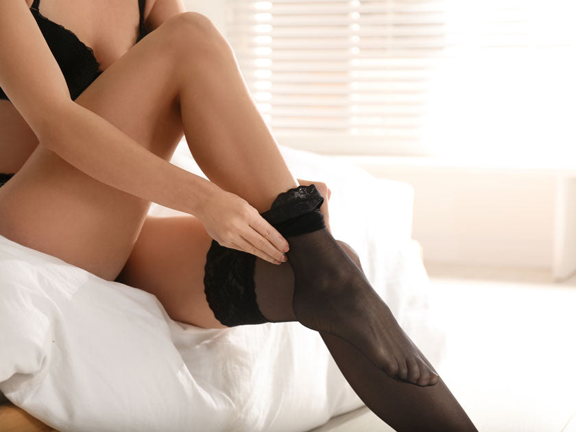 How to Care for Hosiery to Make It Last Longer
