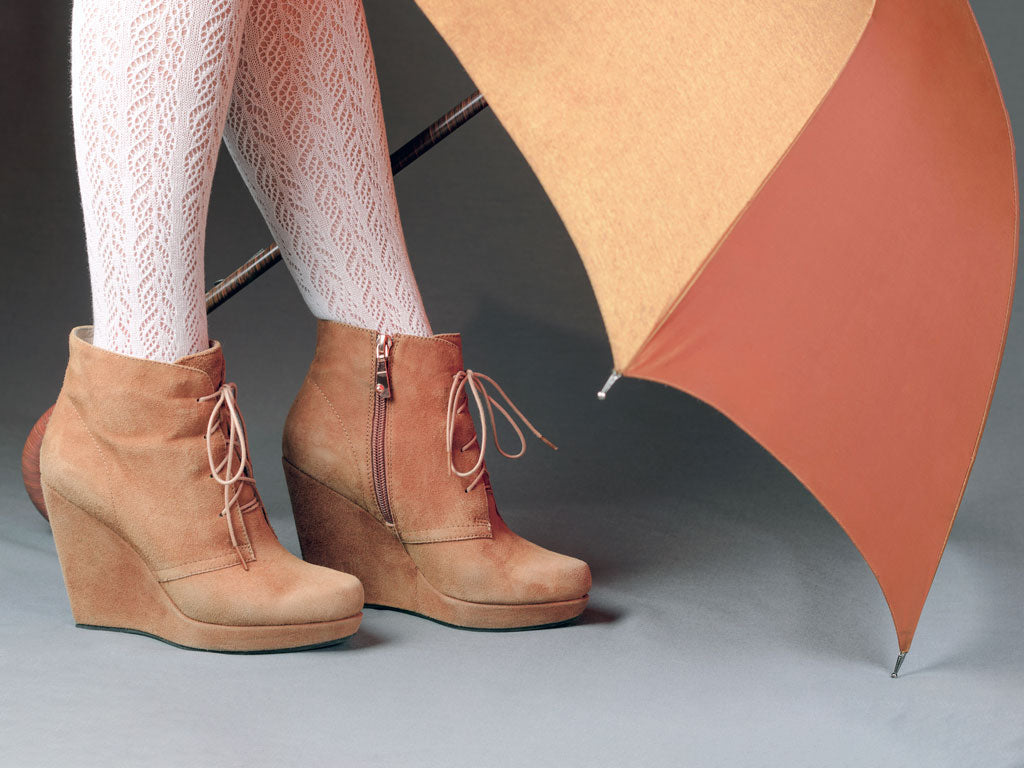 Autumn Winter Hosiery Trends White Pantyhose