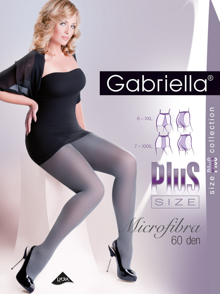 Womens Opaque 60 or 40 Denier Microfibre Tights size S XL New