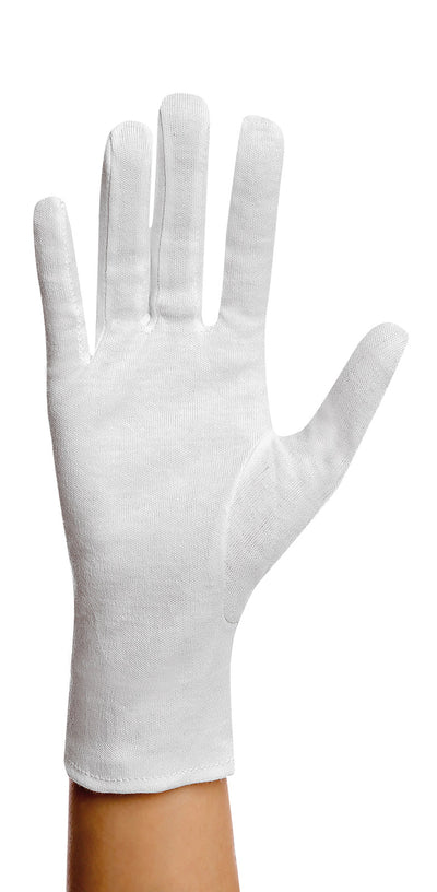 Glamory Gloves White