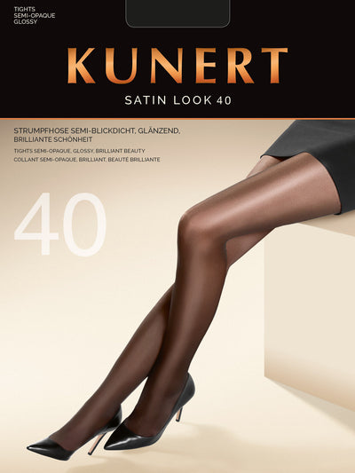 Kunert Satin Look 40 Pantyhose