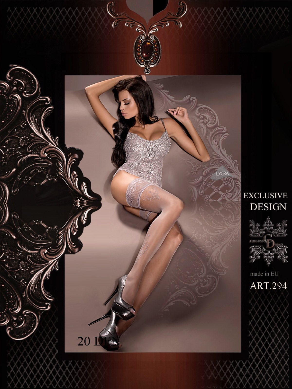 Studio Collants Art.294 Hold Ups